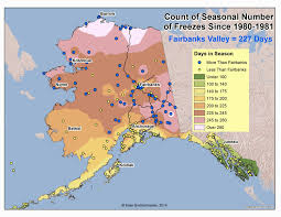 Kodiak Alaska Map by Deep Cold Interior And Northern Alaska Weather U0026 Climate March 2014