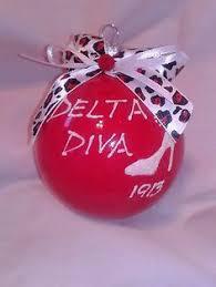 delta sigma theta ornament 8 00 via etsy d s t