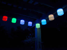Solar Lights Patio by Luci Aura U2013 Color Changing Inflatable Solar Light