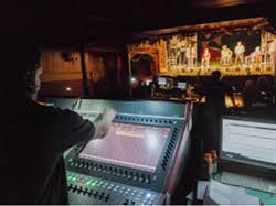 sound designer sound designer mike walker goes digital with cadac cdc eight for