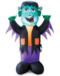 halloween inflatable halloween inflatable frankenstein aldi uk