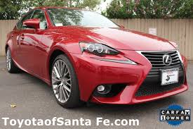 lexus pandora app pre owned 2015 lexus is 250 4dr sport sdn awd sedan in santa fe