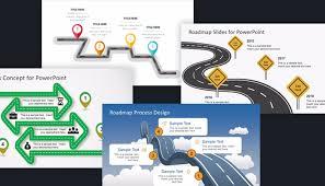 25 free project roadmap powerpoint templates mashtrelo