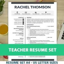 resume format in word professional resume template for word u0026 pages resume cover letter