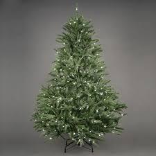 5ft pre lit slim tree lights decoration