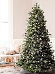 unlit artificial christmas trees frosted sugar pine artificial christmas trees balsam hill