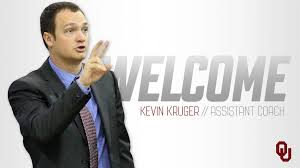 Oklahoma Travel Assistant images Mbb adds kevin kruger as assistant coach the official site of jpg