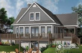 walkout basement home plans and house designs with walkout basement from