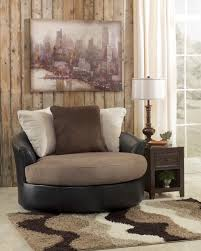 Swivel Armchairs For Living Room Furniture Magnificent Outlaw Oversized Swivel Chair With