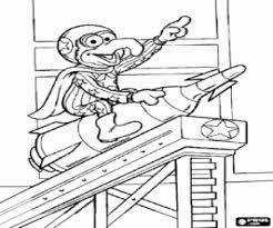 muppets coloring pages printable games 2