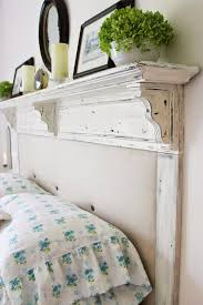 25 Easy Diy Bed Frame Projects To Upgrade Your Bedroom Homelovr by 31 Fabulous Diy Headboard Ideas For Your Bedroom Shelf Headboard