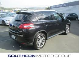 used peugeot 4008 peugeot 4008 allure 2014 used peugeot new zealand