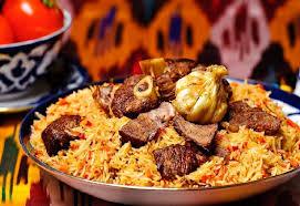 cuisine ouzbek plov cuisine ouzbek