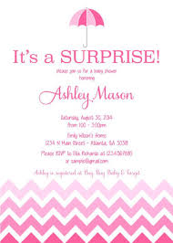 the most wanted collection of surprise baby shower invitation
