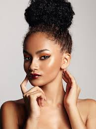 small afro puff buns hair pieces 6 hairstyles nigerian men love to see on their women okpeke