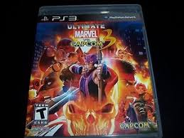 ultimate marvel replacement no ultimate marvel vs capcom 3 playstation