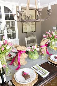 table decorations for easter setting a simple easter table with decorations you can snag at