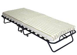 home source industries 228 cot bed folding bed with 4 mattress