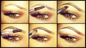 How To Do Eyebrow Natural Or Dramatic Eyebrow Tutorial New Technique Youtube