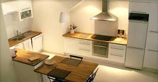 cuisine avec plan de travail en bois plan travail cuisine bois plan de travail cuisine pas cher sur
