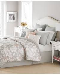 Queen Comforter Sets On Sale Fall Savings On Closeout Martha Stewart Collection Shaded Garden