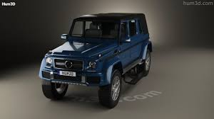 mercedes benz g class 2017 360 view of mercedes benz g class w463 maybach landaulet 2017 3d