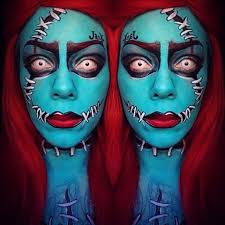 Halloween Costumes Nightmare Christmas Disney Halloween Costume Makeup Ideas