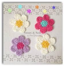 como hacer posavasos con margaritas al crochet youtube fleurs