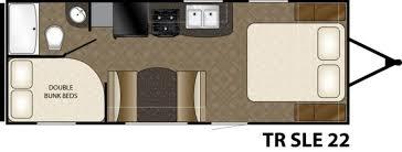 sle floor plan 2013 heartland trail runner sle 22 travel trailer stewartville mn