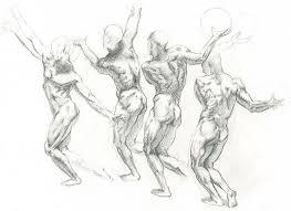 mohsen behvar sketching shading exercise