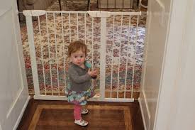Extra Wide Gate Pressure Mounted Extra Tall Premium Pressure Gate Baby Gate Cardinal Gates