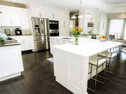 islands in kitchens before and after l shaped kitchen remodels kitchens room and house
