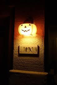 Halloween Night Light by 6 Daze Till Halloween Coach Light Project The Project Table
