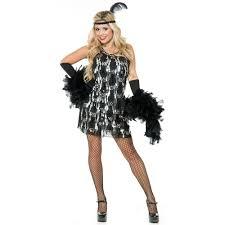 teardrop sequin dress great gatsby costume halloween fancy dress