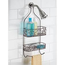 amazon com interdesign twigz shower caddy bathroom shelves for amazon com interdesign twigz shower caddy bathroom shelves for shampoo conditioner and soap bronze home kitchen