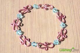 make bracelet beading wire images Wire jewelry design idea how to make bracelets with wire and beads jpg