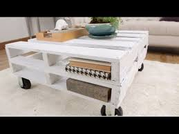 coffee tables that turn into tables how to create a pallet coffee table in one afternoon eye on design