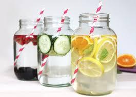 membuat infused water sendiri cara membuat infused water untuk diet efektif resep hari ini