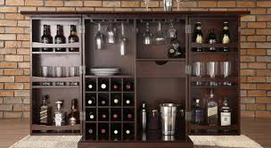 Glass Bar Cabinet Designs Shelf Awesome Corner Bar Cabinet Modern Black Wooden Corner