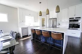 kitchen cabinet height from countertop bar stool height should conform to counter height las