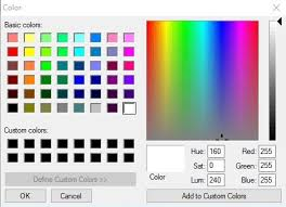 choose the color palette for your home with dreamplan home