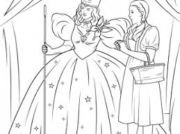 printable coloring pages wizard of oz 33 for your picture with