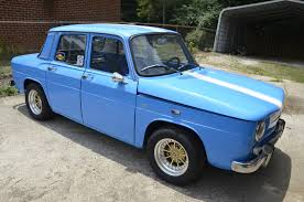 renault usa renault r8 interieur gordini tribute renault s bring a trailer