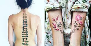 exquisite tattoos inspired by changing seasons guide for healthy