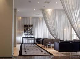 Diy Room Divider Curtain Curtain Room Dividers Ideas To Try In Your Home Minimalist