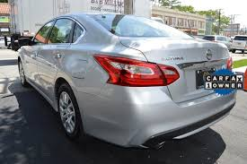 nissan altima full size 2016 nissan altima 2 5 s stock 6009 for sale near great neck ny