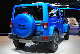 jeep polar edition 2014 jeep wrangler polar u2013 xxi century cars