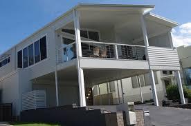 Sloping Block House Plans Double Storey Custom Build Idh Custom Builders