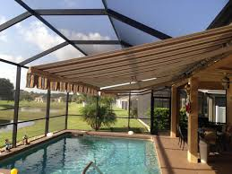 Pergola Retractable Canopy by Enjoy Your Deck Or Patio With Quality Retractable Awnings In