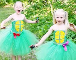 Teenage Mutant Ninja Turtles Halloween Costume Ninja Turtle Etsy